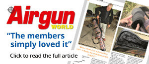 AIRGUN WORLD TAKE THE NEW RIFLE VERSION FOR A TEST RUN